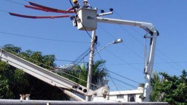 Electricaribe suspenderá la luz este martes en barrios de Barranquilla y Soledad