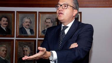 El procurador General, Fernando Carrillo.