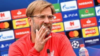 """""""Para Guardiola es más importante la Premier porque lleva años sin jugar esta final"""": Klopp"""