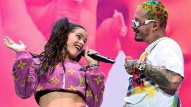 'Con altura', de J Balvin y Rosalía, entre las 10 mejores canciones de Time de 2019