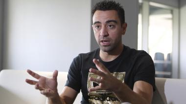 Xavi Hernández es el nuevo entrenador del equipo catarí Al-Sadd