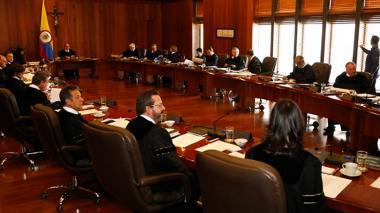 Ponencia de la Corte pediría tumbar las objeciones presidenciales a la JEP
