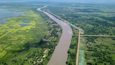"""""""Todos los proyectos en el río Magdalena son regionales y no son excluyentes: Verano y Turbay"""