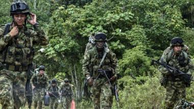 Ejército denuncia que 112 militares desaparecieron en el conflicto