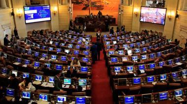 Caída de las objeciones a la JEP divide opiniones en el Congreso