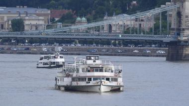 Se desvanecen esperanzas de hallar a turistas desaparecidos en naufragio del Danubio