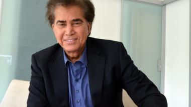 José Luis Rodríguez 'El Puma'.