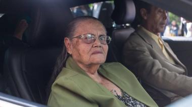 Embajada de EE.UU. concede visas a madre y hermanas del Chapo para visitarlo