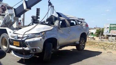 Van 44 personas muertas en accidentes de tránsito en puente festivo