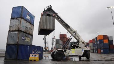 Exportaciones crecen 2,2% jalonadas por combustibles