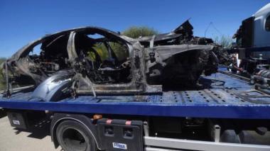 Accidente de José Antonio Reyes se debió al exceso de velocidad: director de Tráfico