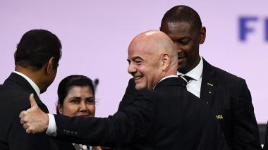 """""""Ya nadie habla de reconstruir la Fifa, nadie habla de corrupción"""": Gianni Infantino"""