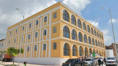 Inauguran Sena-Salud en las instalaciones  del Hospital General