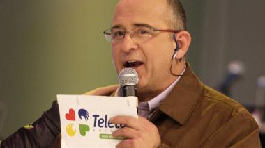 Fallece el presentador Jota Mario Valencia