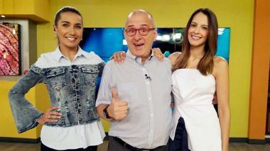 Jota Mario Valencia, 40 años de historia en la televisión colombiana
