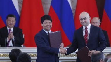 En medio de la batalla con EEUU, Huawei firma acuerdo con Rusia para desarrollar redes 5G