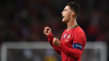 """Cristiano Ronaldo quiere """"intentar"""" volver a ganar la Eurocopa en 2020"""