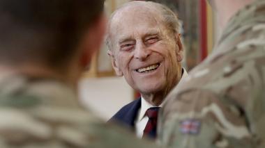 Familia real británica celebra los 98 años del duque de Edimburgo