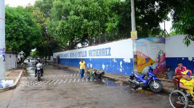 Valledupar: menor hirió con puñal a otro en un  colegio