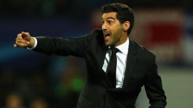El portugués Paulo Fonseca, nuevo entrenador de la Roma