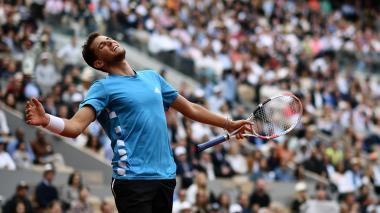 """Thiem propone un """"dobles mixto"""" a Serena tras incidente en Roland Garros"""