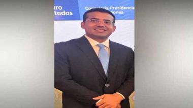 Augusto Ramírez, alcalde de Valledupar.