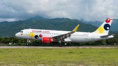 Viva Air vuelve a operar en Barranquilla