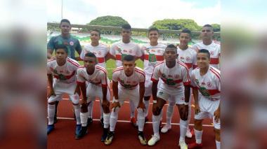 Atlántico, a repetir el título nacional prejuvenil de fútbol