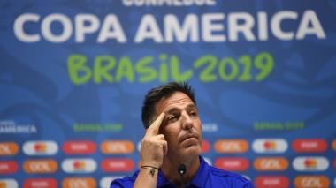 """""""Catar es un rival de respeto al igual que Argentina y Colombia"""": Berizzo"""