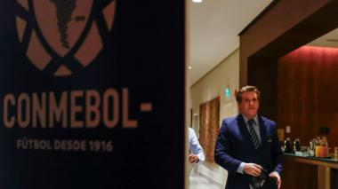 """""""Preocupa la baja asistencia en la Copa América"""": Presidente de Conmebol"""
