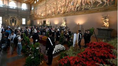 Florencia le da un adiós de película a Zeffirelli