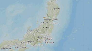 Alerta de tsunami tras poderoso sismo en el noroeste de Japón