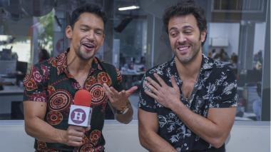 En video | El romanticismo se tomará Barranquilla con los 'Hombres a la plancha'