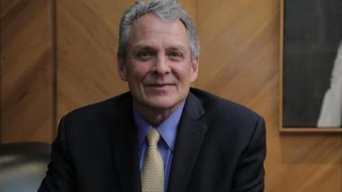 El gerente general del Banco de la República, Juan José Echavarría.