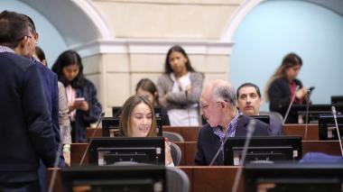 A sanción presidencial pasó la Ley de la Empanada