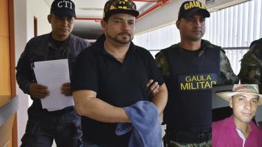 El venezolano Alexis Johan Abreu Gómez cumplía una detención en los calabozos de la Unidad de Reacción Inmediata de la Fiscalía en Valledupar por porte de estupefacientes.
