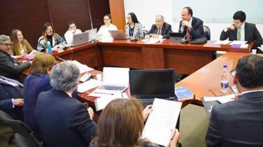 Reunión de mesas de trabajo de Supersociedades.