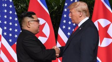 Trump recibió saludo de cumpleaños del líder norcoreano Kim