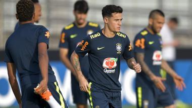 Brasil prepara en su laboratorio las armas para derrotar a Paraguay