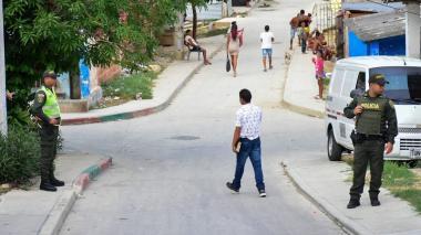 Asesinan de seis tiros a adolescente en el barrio La Sierrita