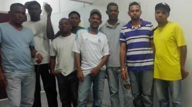 Los 59 colombianos exdetenidos en Caracas reciben atención médica en Cúcuta