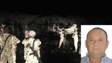 Muere uno de los tripulantes de avioneta que fue obligada a aterrizar en la Alta Guajira