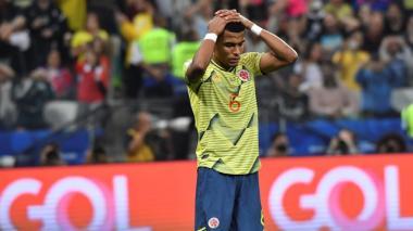 Tesillo y su familia denuncian amenazas, tras penal errado en la Copa América