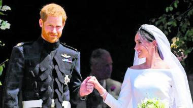 """Las 5 últimas parejas de la realeza que se han dado el """"sí"""""""