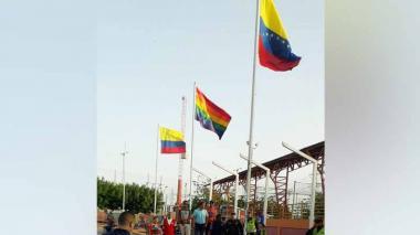 En la Guajira bajan bandera de la población LGBTI por mensajes homofóbicos