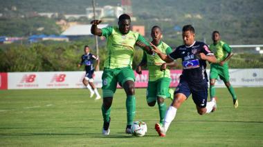 En video | Triunfo y derrota de Junior en el doble amistoso ante el Real Cartagena