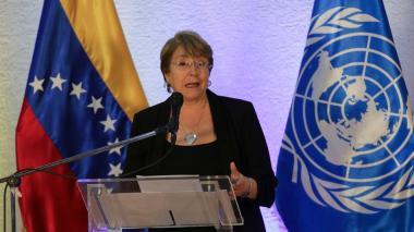 En video   ONU denuncia  7 mil ejecuciones extrajudiciales  en Venezuela