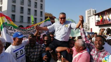"""""""No llegué al cargo a cumplirle favores a nadie"""": Pedrito Pereira"""