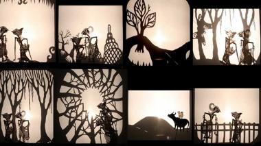 El teatro de sombras lucha por sobrevivir en la China moderna