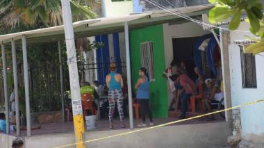 Mata a un hombre, se enfrenta a los policías y lo abaten en el barrio Lipaya